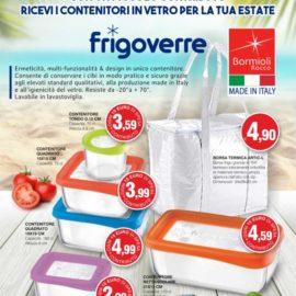 Nei supermercati Vicino a te sono arrivati i contenitori per la tua estate!